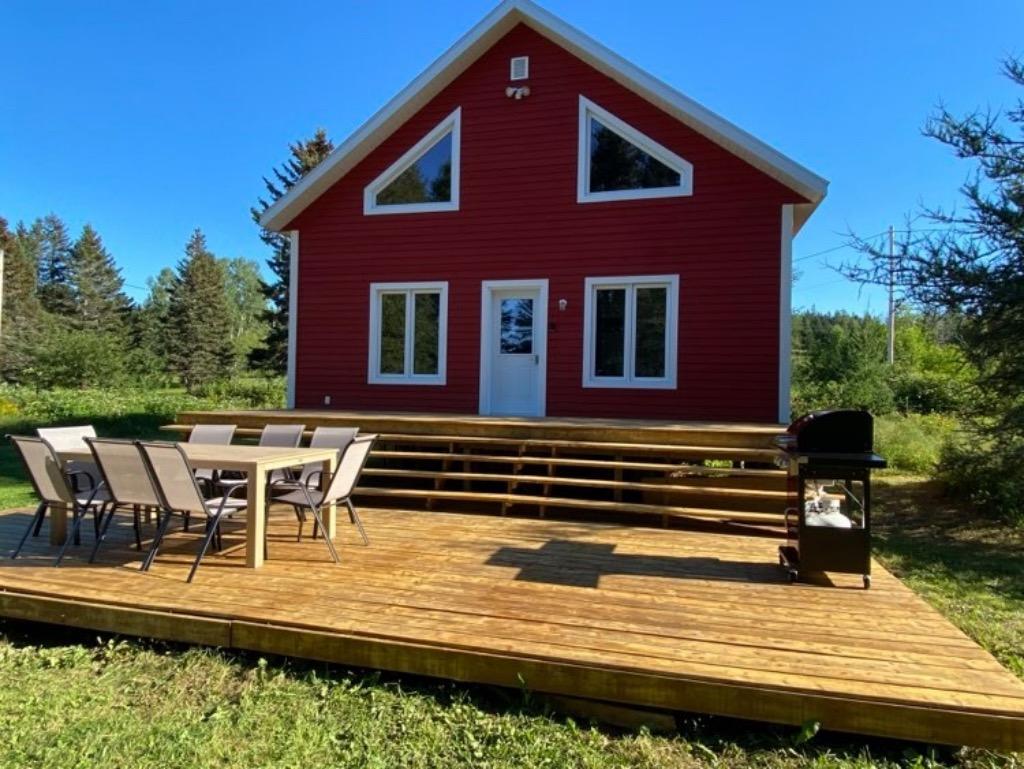 079-Location de chalet région de Gaspé